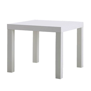 table-appoint-carree-blanche
