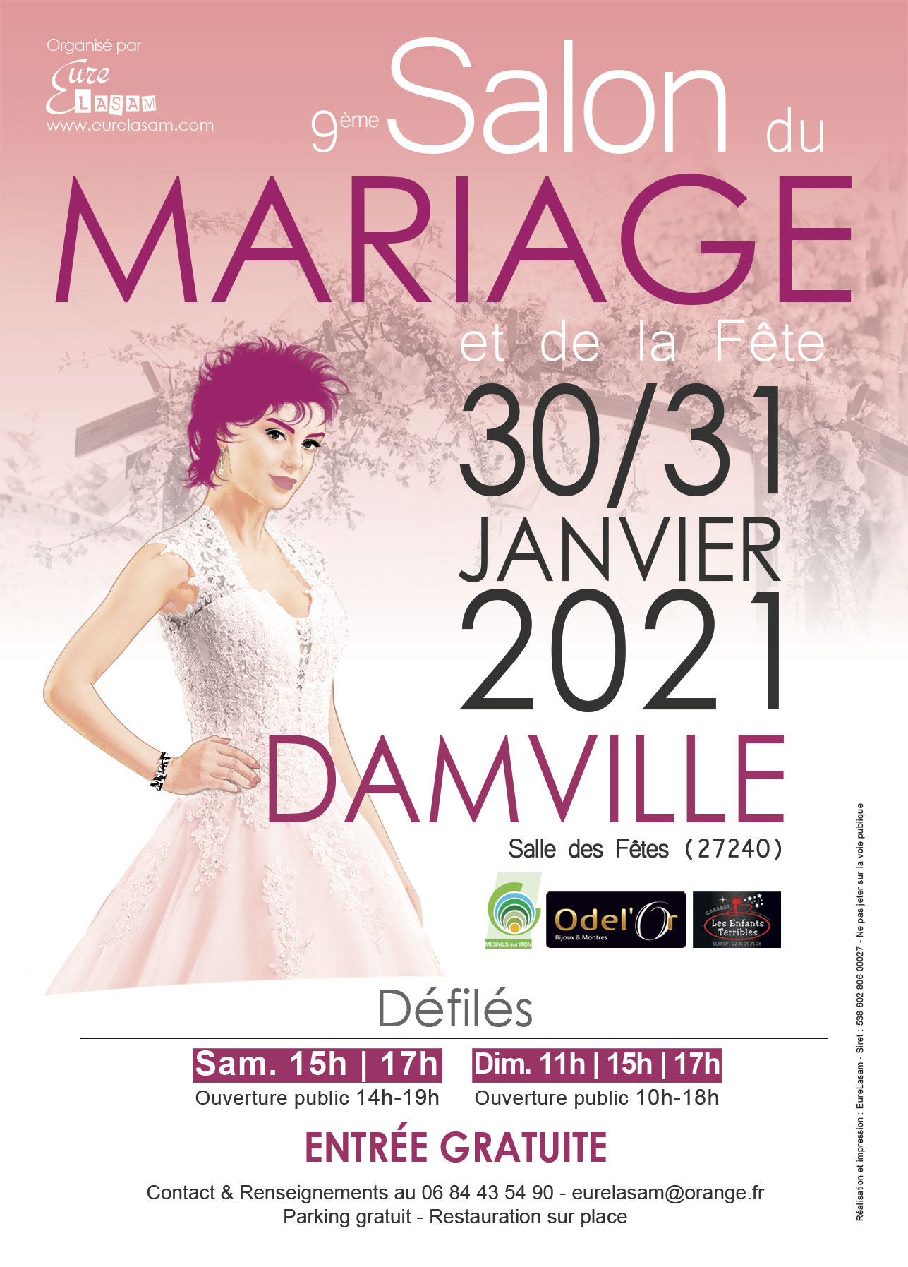 WEB Salon Damville 2021